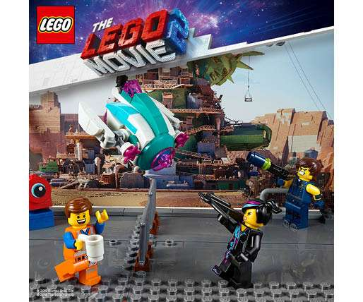 THE LEGO MOVIE 2™